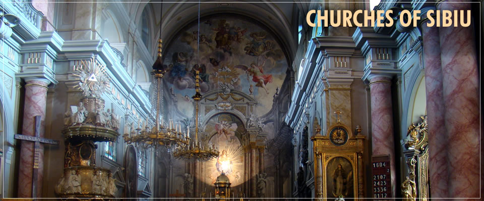 Sibiu, Romania, Photos – Home of Saeculum Univ. Press