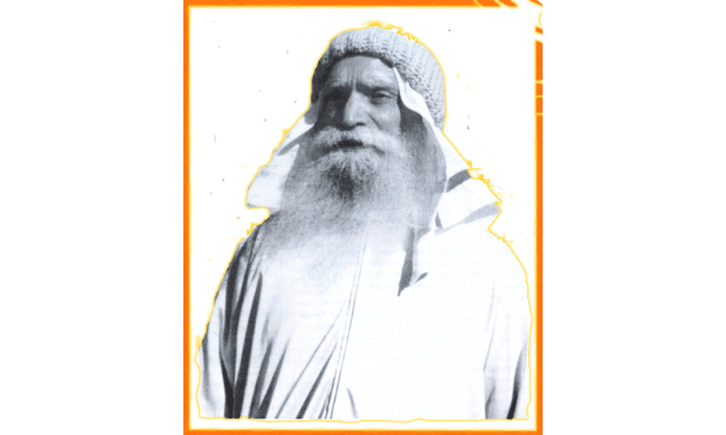 Indian Saint Dhyanyogi-ji in Keep This Quiet! IV