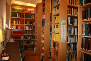 Jung Institute Library - photo Julia Buda
