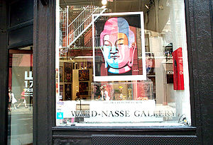 In Ward-Nasse Gallery – NYC