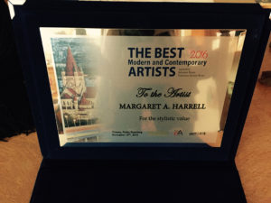 Art Award - 2016 Vienna - Margaret Harrell