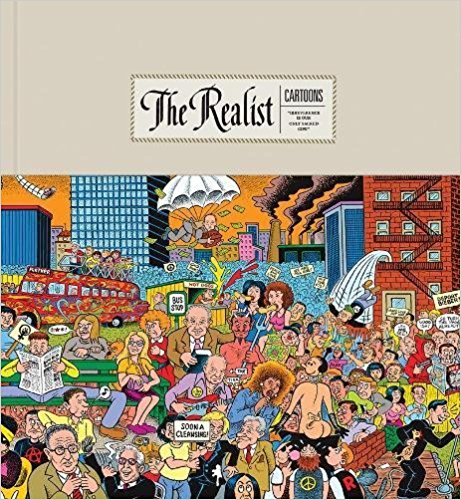 The Realist Cartoons & Jerry Rubin Bio