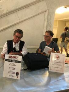 Bill McKeen and Juan Thompson - Gonzo Fest