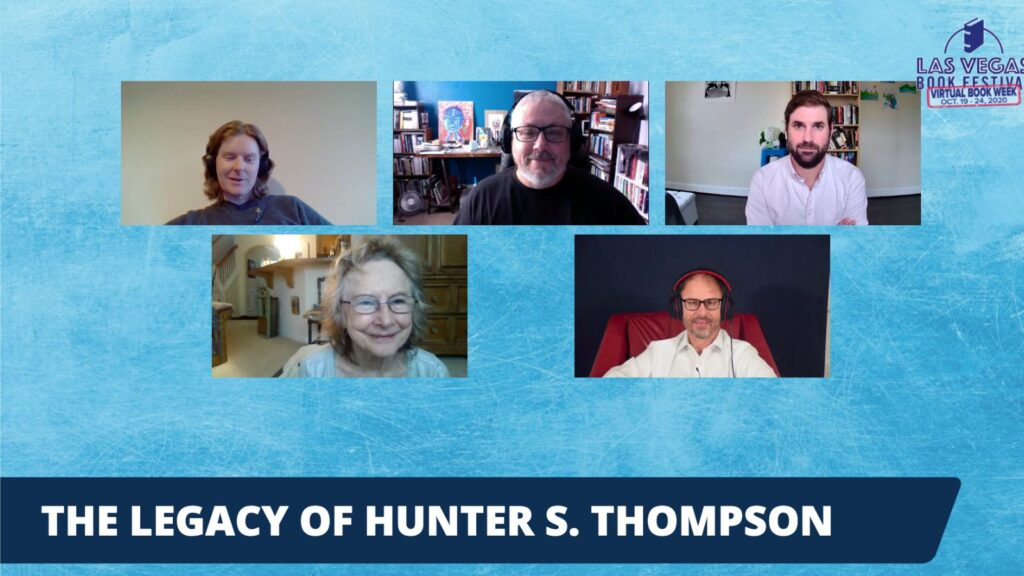 Las Vegas Book Festival – Hunter Thompson panel