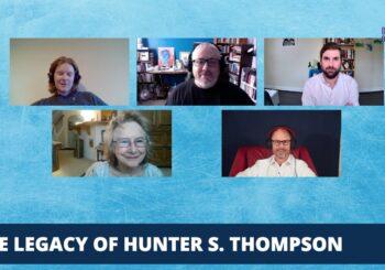 Las Vegas Book Festival – Hunter Thompson panel